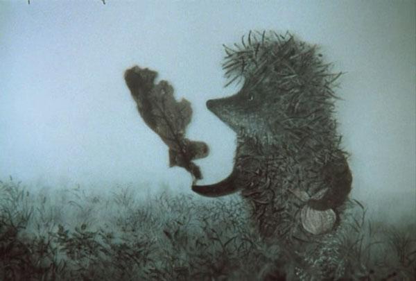 Iuri Norsteyn | Erizo en la niebla