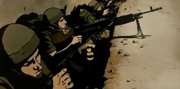 Ari Folman | Waltz With Bashir