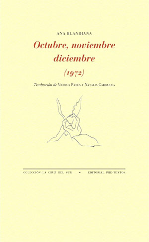 Ana Blandiana | Octubre, noviembre, diciembre