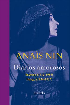 Anaïs Nin   Diarios amorosos
