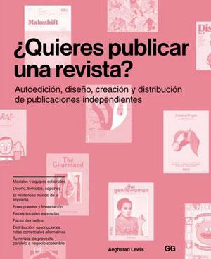 Angharad Lewis | ¿Quieres publicar una revista?