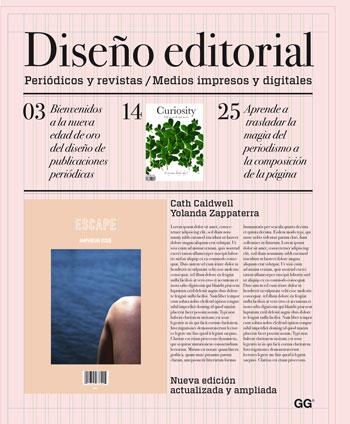 Carth Caldwell, Yolanda Zappaterra | Diseño editorial. Periódicos y revistas / Medios impresos y digitales