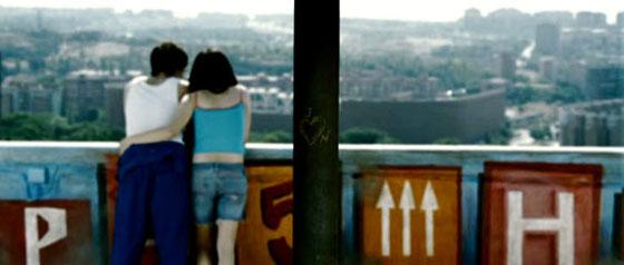 La ciudad en el cine español vista desde la azotea