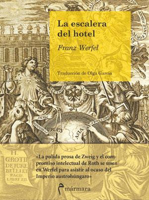 Franz Werfel | La escalera del hotel