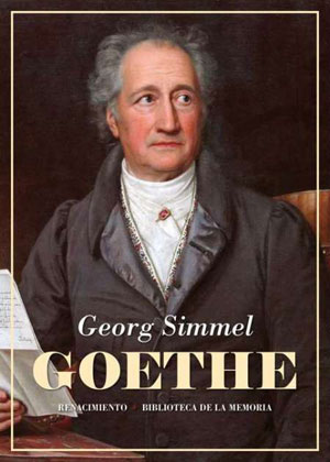 Georg Simmel   Goethe