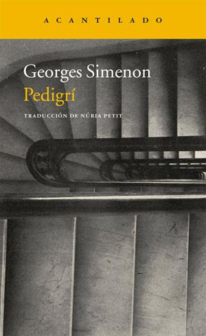 Georges Simenon | Pedigrí