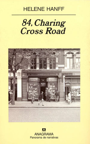 Helene Hanff | 84, Charing Cross Road
