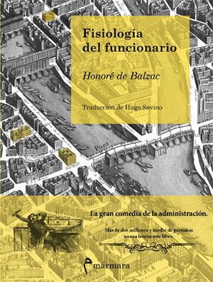 Honoré de Balzac | Fisiología del funcionario