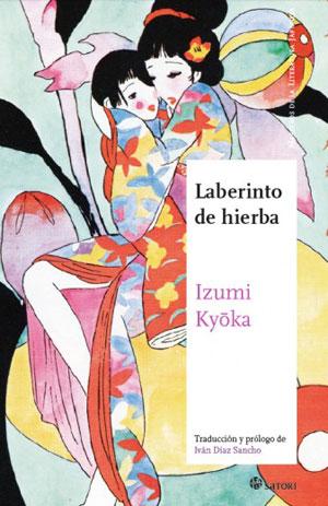 Izumi Kyōka | Laberinto de hierba