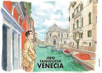 Jiro Taniguchi. Viaje al pasado, por Óscar Brox - Détour