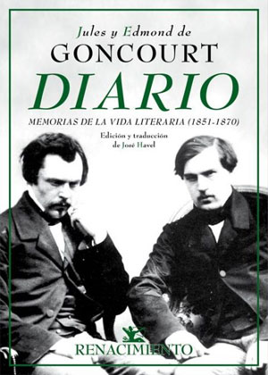 Edmond y Jules Goncourt | Diario. Memorias de la vida literaria (1851-1870)