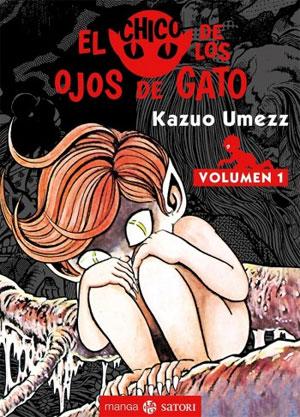 Kazuo Umezz | El chico de los ojos de gato