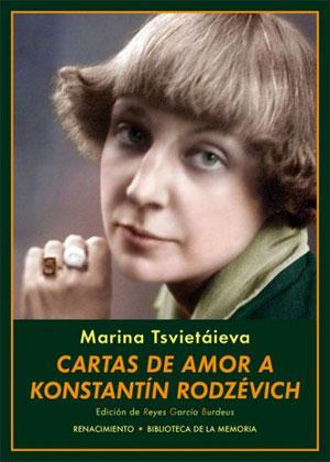 Marina Tsvietáieva | Cartas de amor a Konstantín Rodzévich