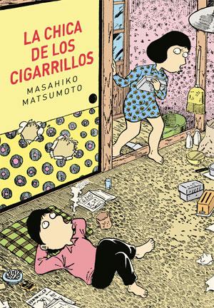 Masahiko Matsumoto | La chica de los cigarrillos