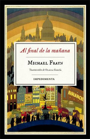 Michael Frayn | Al final de la mañana