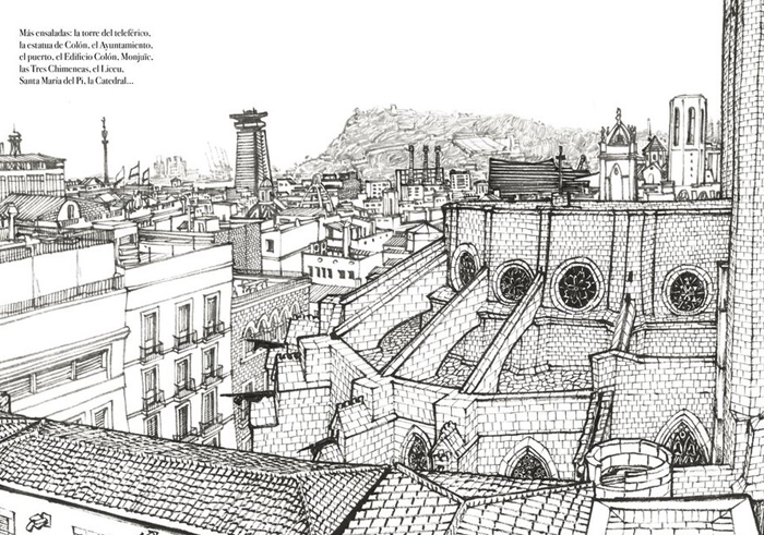 Miguel Herranz | Tejados de Barcelona