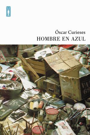 Hombre en azul | Óscar Curieses