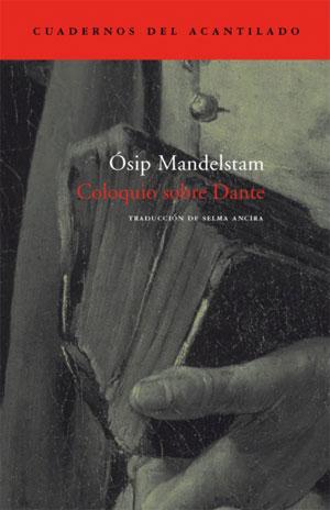 Ósip Mandelstam | Coloquio sobre Dante