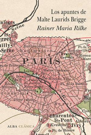 Rainer Maria Rilke. Los miedos, por Almudena Muñoz