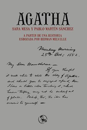 Sara Mesa y Pablo Martín Sánchez | Agatha