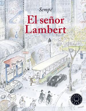 Sempé | El señor Lambert