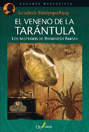 Sharadindu Bandyopadhyay | El veneno de la tarántula