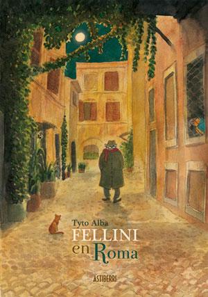 Tyto Alba | Fellini en Roma
