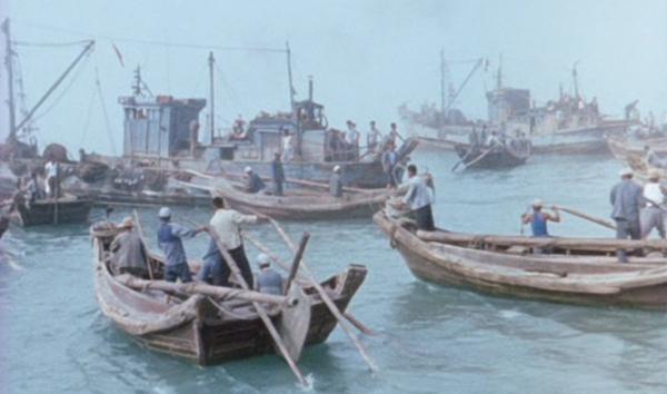 Pa(i)sajes | Transformaciones, transiciones, cambios | Múltiples Chinas: Revolución cultural y petrificación capitalista observadas desde el documental | David Flórez