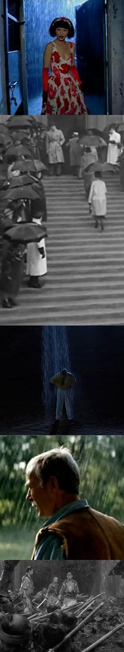 Blanca Rego | Siete pronósticos de lluvia