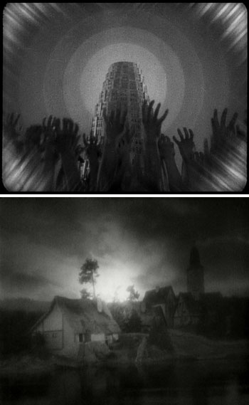 Fritz Lang, Friedrich Wilhelm Murnau | Metropolis, Amanecer