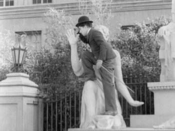 Charles Chaplin | Luces de la ciudad