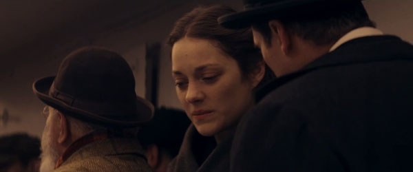 The  immigrant | James Gray